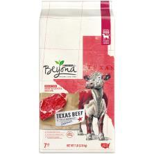 Beyond Dog Food, Grain Free, Beef & Lentil Recipe