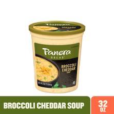 Panera Bread Soup, Broccoli Cheddar