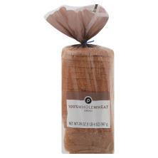 Publix Premium Bread, Whole Wheat, 100% Stoneground