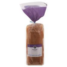Publix Bread, Wheat
