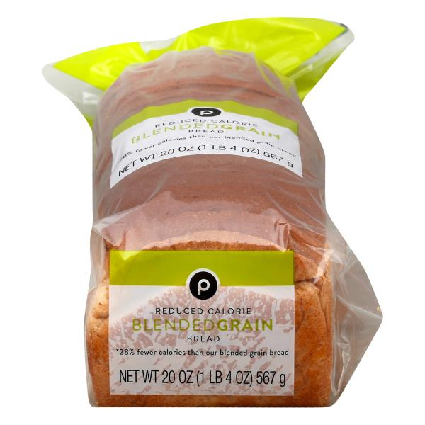 Publix Premium Bread, Reduced Calorie, Natural Grain