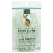 Earth Therapeutics Hydro Gloves, Exfoliating
