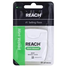 Reach Floss, Waxed, Mint
