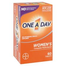 One A Day Women's Multivitamin/Multimineral, Tablets