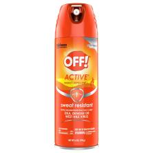 Off Active Insect Repellent I, Sweat Resistant