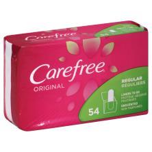 Carefree Liners, Regular, Unscented, Original