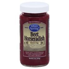 Silver Spring Horseradish, Beet, Traditional