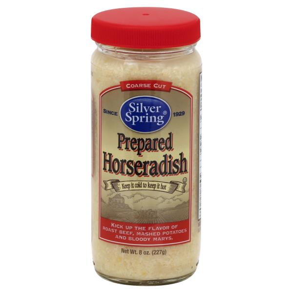 Silver Spring Horseradish, Prepared