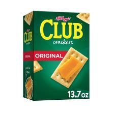 Club Crackers, Original