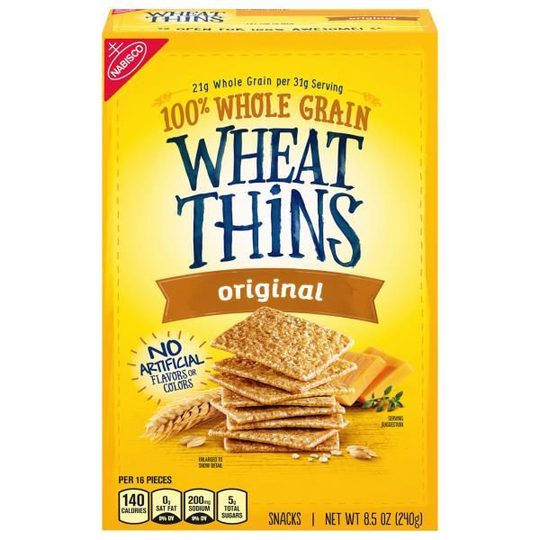 Wheat Thins Snacks, Original