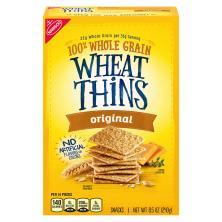 Wheat Thins Snacks, Original
