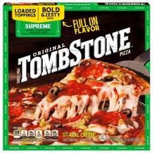 Tombstone Original Pizza, Supreme