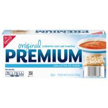 Premium Crackers, Saltine, Original