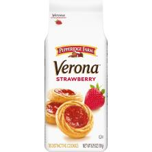 Pepperidge Farm Cookies, Thumbprint, Sweet & Simple, Strawberry