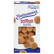 Entenmanns Pop'ems Donut Holes, Glazed