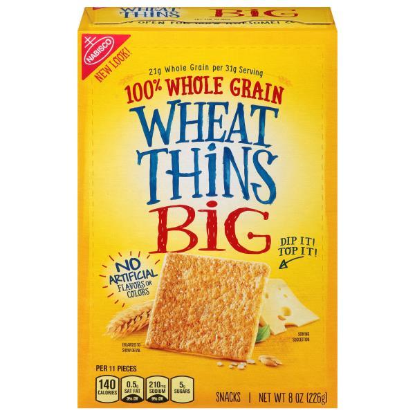 wheat thins snacks big publixcom