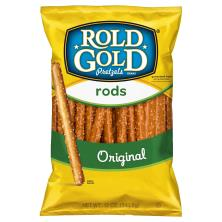 Rold Gold Pretzels, Rods, Original