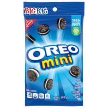 Oreo Cookies, Sandwich, Chocolate, Mini, Big Bag