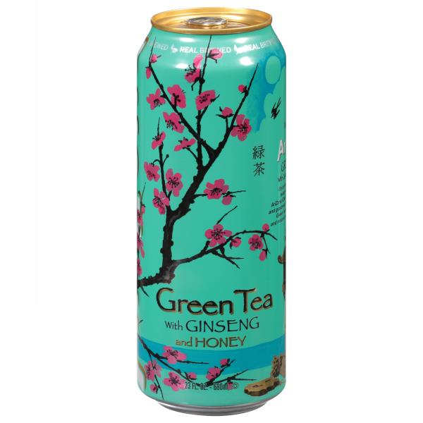 Arizona Green Tea With Ginseng And Honey Publix Com