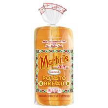 Martins Bread, Potato, Sandwich