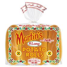 Martins Potato Rolls, Long