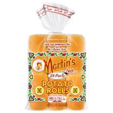 Martins Potato Rolls, Party