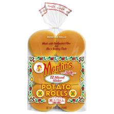 Martins Potato Rolls, Sliced