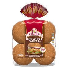 Oroweat Select Sandwich Rolls, Wheat