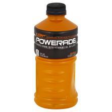 Powerade Ion4 Sports Drink, Orange