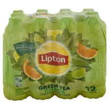 Lipton Green Tea, Citrus