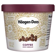 Haagen Dazs Ice Cream, Coffee
