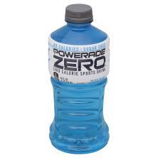 Powerade Zero Sports Drink, Zero Calorie, Mixed Berry Flavored