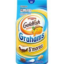 Goldfish Grahams Baked Graham Snacks S Mores