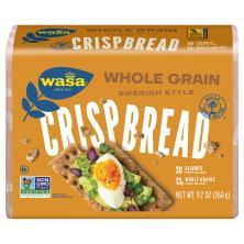 Wasa Crispbread, Whole Grain