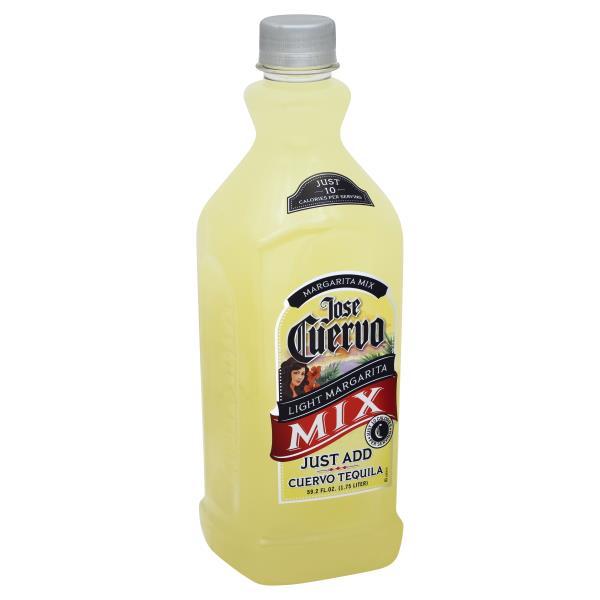 Jose Cuervo Margarita Mix, Light, Classic Lime