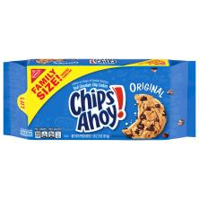 Chips Ahoy Cookies, Real Chocolate Chip, Original, Family Size