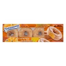 Entenmanns Donuts, Classic, Pumpkin