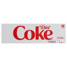 Diet Coke Cola, Fridge Pack