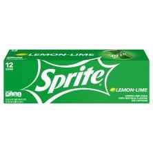 Sprite Soda, Lemon-Lime, Fridge Pack