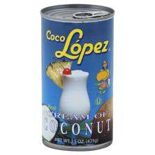 Coco Lopez Cream of Coconut, Real