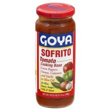 Goya Tomato Cooking Base, Sofrito