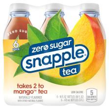 Snapple Tea, Mango, Diet