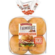 Pepperidge Farm Farmhouse Buns, Hearty, Rustic Potato