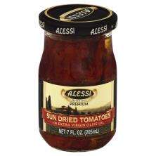 Alessi Tomatoes, Sun Dried, in Extra Virgin Olive Oil