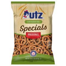 Utz Sourdough Specials Pretzels, Original