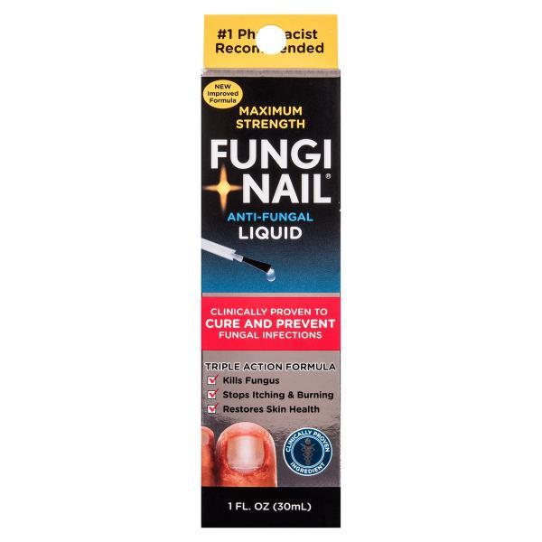 Fungi Nail Anti-Fungal, Maximum Strength, Skin Penetrating Lotion
