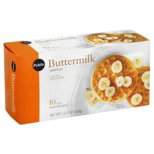 Publix Waffles, Buttermilk