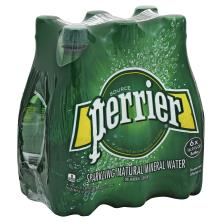 Perrier Sparkling Water, Natural Mineral