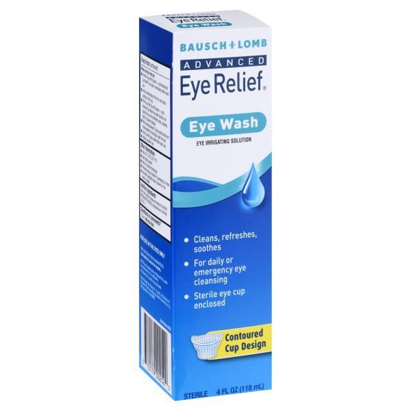 Bausch Lomb Advanced Eye Wash Eye Relief Publixcom