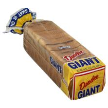 Dandee Bread, Enriched, Giant